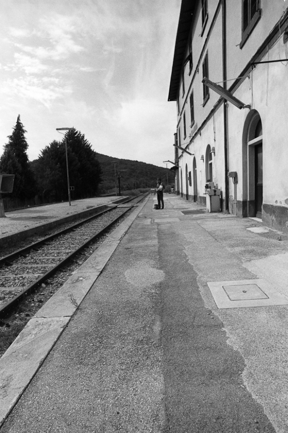 railroad, monte amiata, ferrovia, attesa,waiting