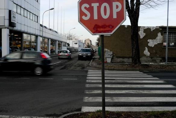 intersection, crossroad, intersezione, incrocio