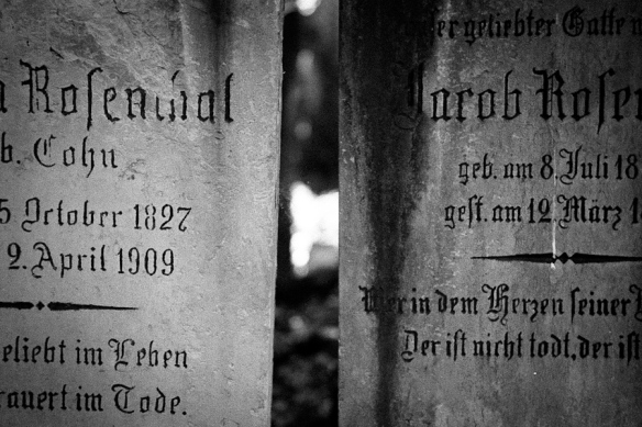 Jüdischer Friedhof Prenzlauer Berg, Berlin