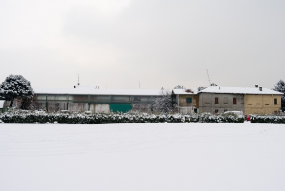 editing for snow at km 0 - 5