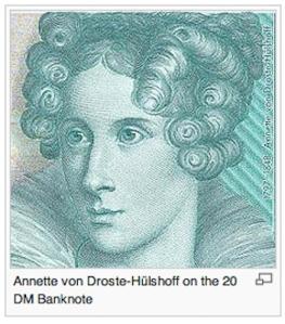 Annette von DrosteHülshoff