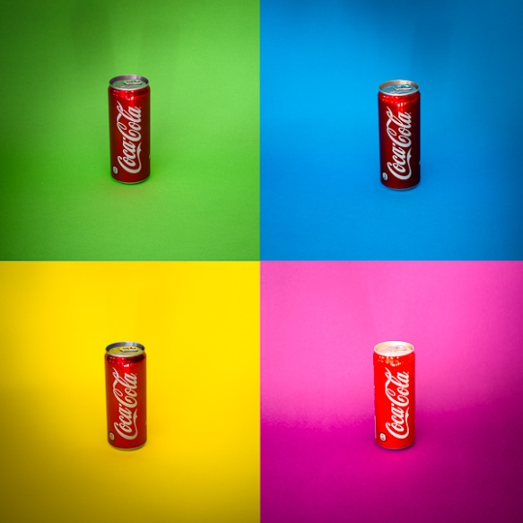 cokes, homage to...