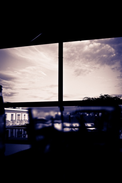 from the balcony of a bar, dec 2012©rkr