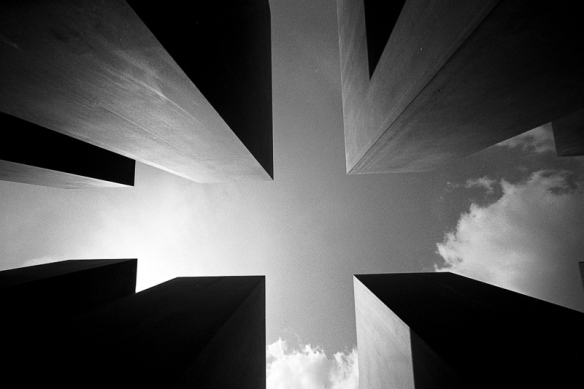 Memorial to the Murdered Jews of Europe, by Peter Eisenman