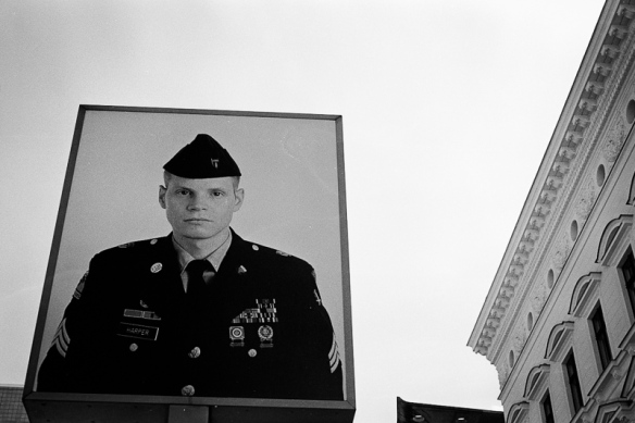 Check Point Charlie -     foto rkr ©2014