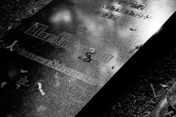 max liebermann grave, Berlin