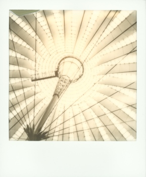 Polaroid from a roadtrip: day3, Berlin