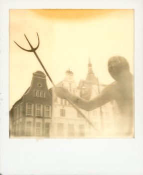 Polaroid from a roadtrip: day 4, Rostock